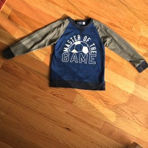 Boys sweatshirt from the children's place size 7/8